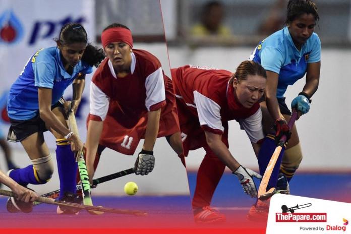 19 Goals for AHF SL Hockey Women