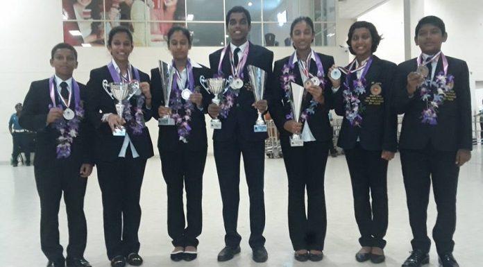 Sri lanka TT Team