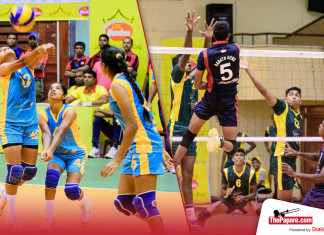 Munchee National Volleyball Novices Championship