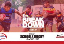 The Breakdown Schools Rugby Week 1