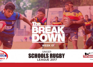 The Breakdown Schools Rugby Week 1