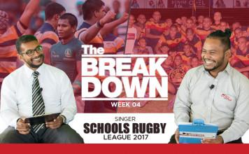 The Breakdown Week 4