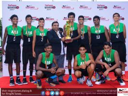 ThePapare Basketball Championship consolation finals