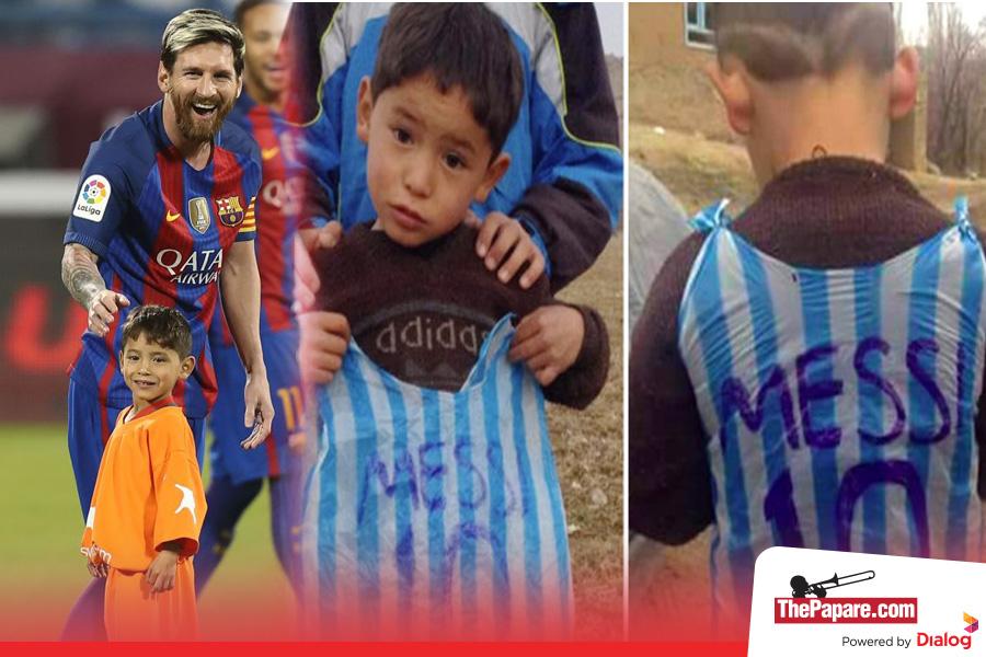 Messi and Murthasa