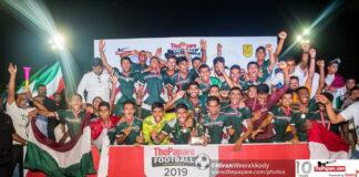 ThePapare Football Championship 2019 - Finals