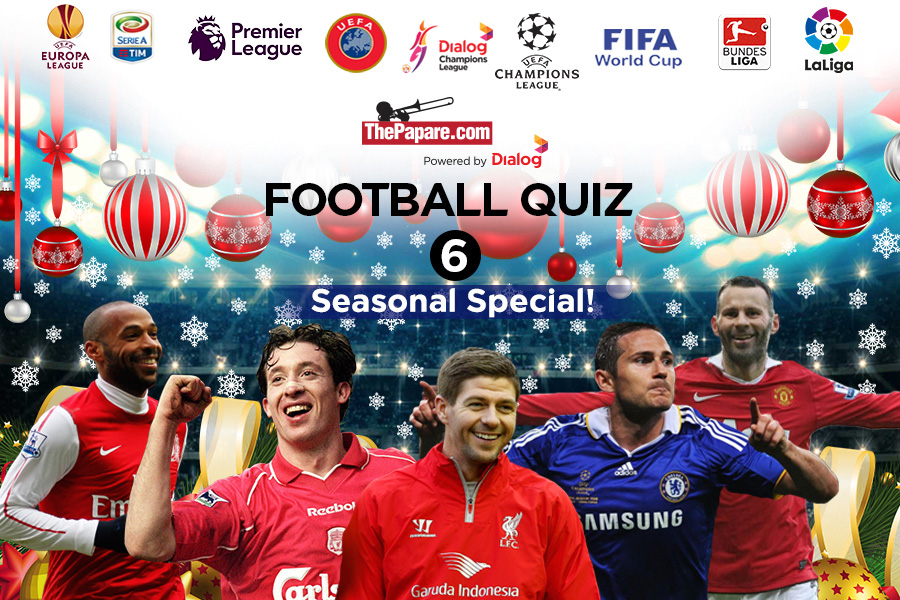 ThePapare.com Weekly Football Quiz 5