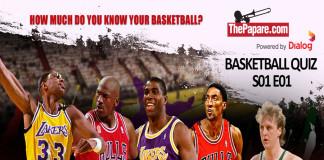 Thepapare basketball Quiz 1