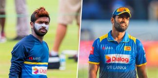 Dickwella and Thisara