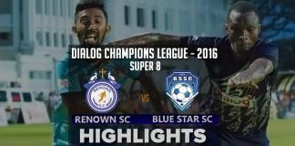 Highlights - Renown SC v Blue Star SC