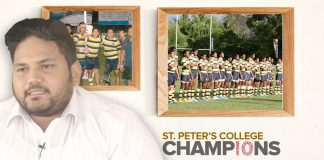 The glorious Peterite Rugby season