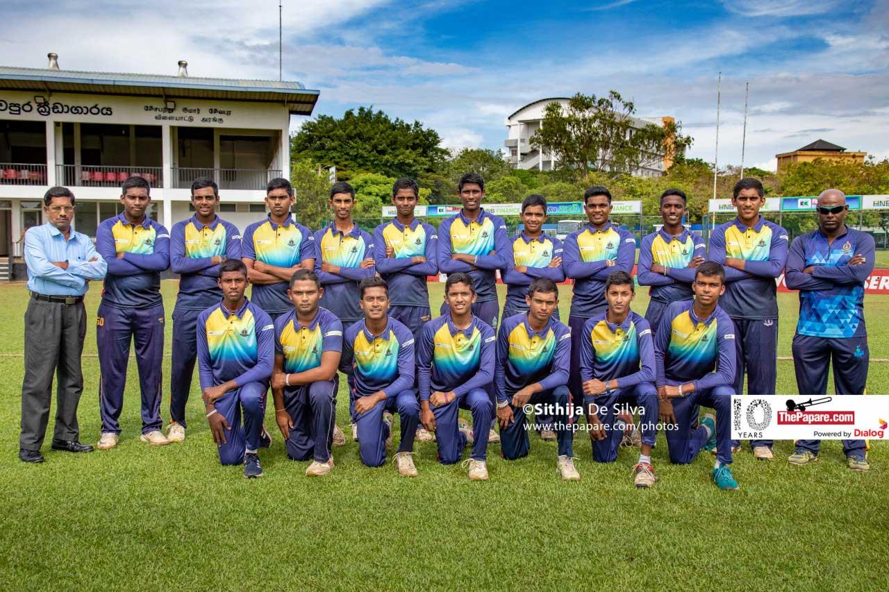 Thurstan College Cricket 2019