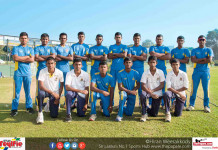 Thurstan College Cricket Team 2017