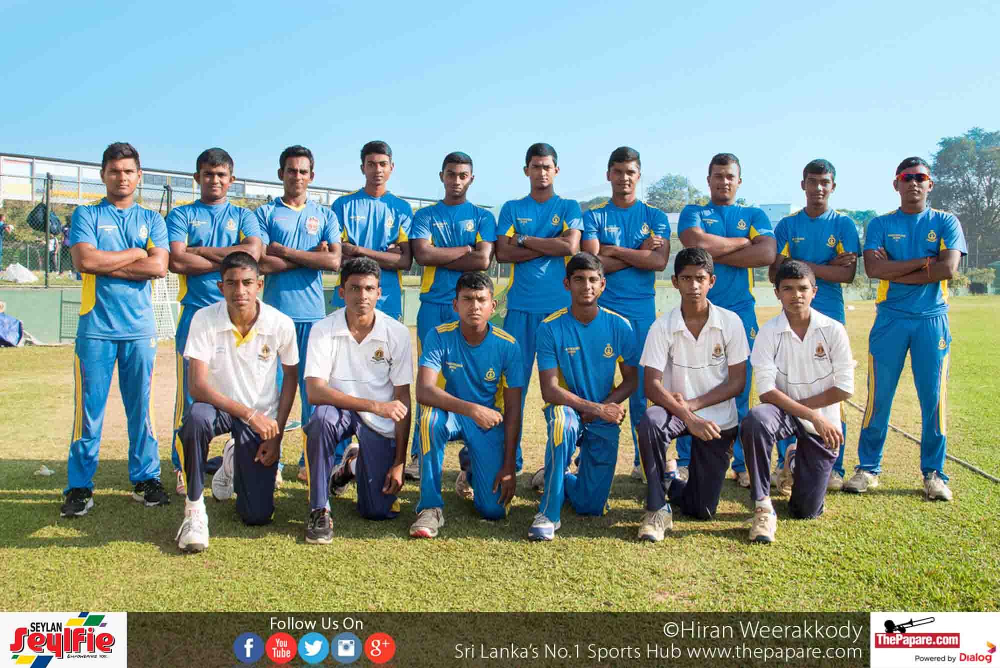 Thurstan College Cricket Team 2017