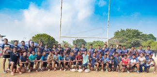 Thurstan College Rugby team 2018