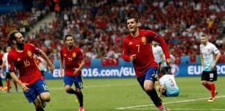 Spain 3-0 Turkey Euro 2016