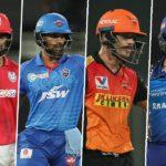 Top five Run Scorers