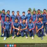 Trinity College Cricket Team 2017