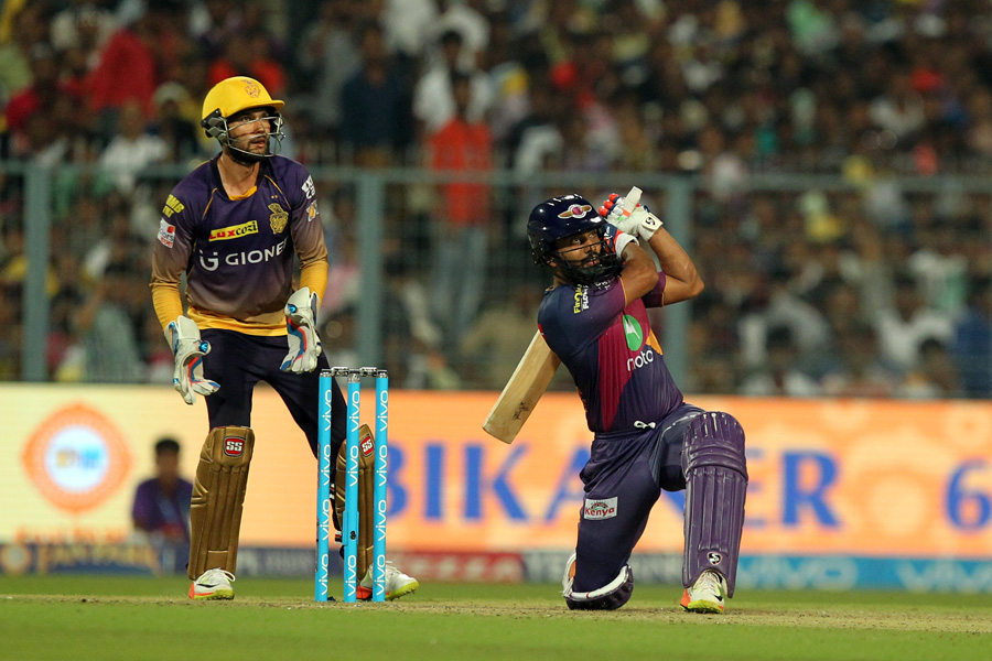 Kolkata knight riders vs Rising pune