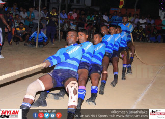 14th National Tug of War championship