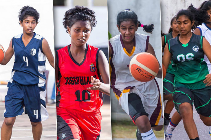 U15 All Island Girls Basketball