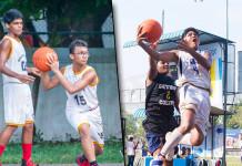 Under15 Basketball