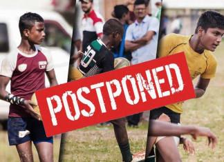 Under 16 League Postponed