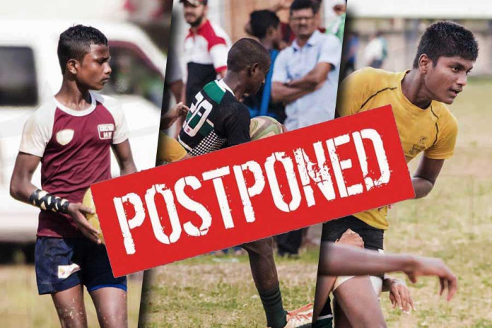 Under 16 League Postponed