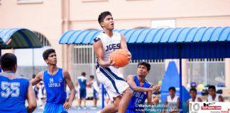 U17 A Division Basketball Tournament