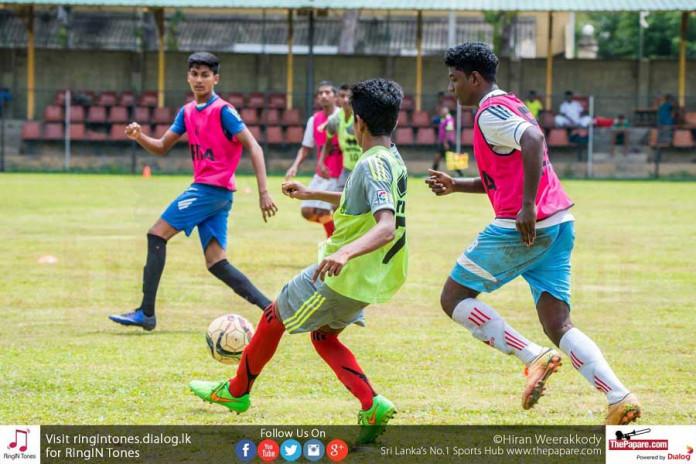 U18 Asian Schools Squad 2017