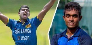 U19 Asia Cup Sri Lanka Cricket v UAE