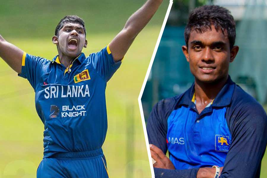 U19 Asia Cup Sri Lanka Cricket v UAE