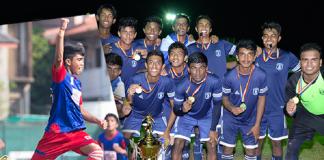 U19 Division I finals