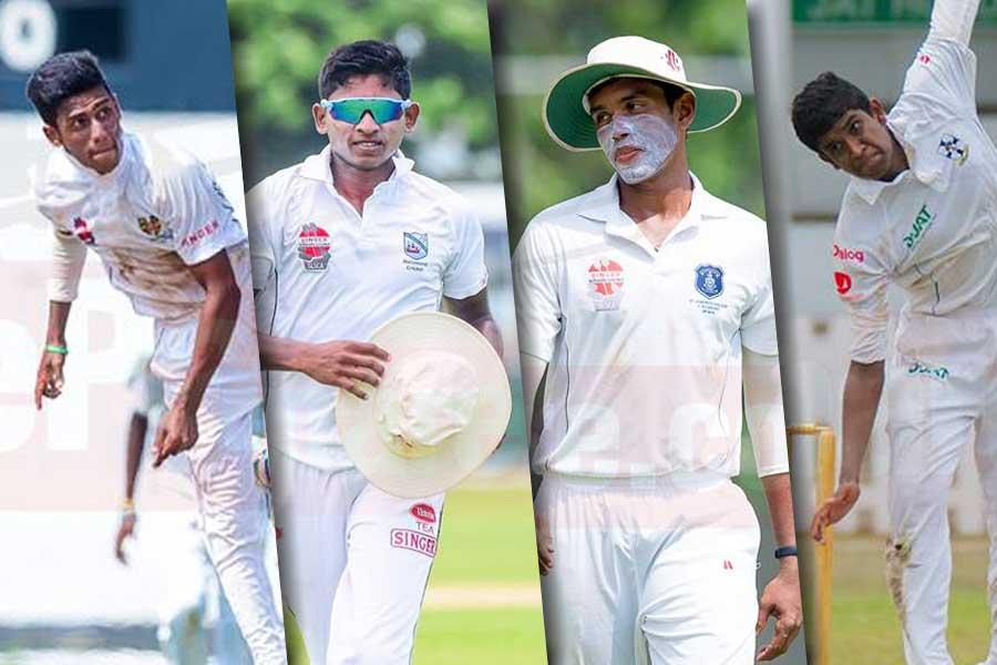 U19 Singer Schools Cricket
