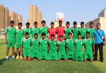 U19 Sri Lanka Football