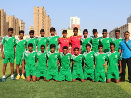 U19 Sri Lanka Football