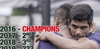 Janidu Dilshan and Chathura Seneviratne – Sri Lanka Rugby