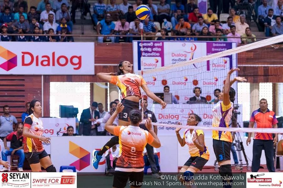 U23 Womens volleyball