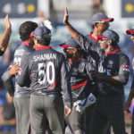 Two UAE players provisionally