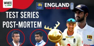 Sri Lanka vs England Test Series
