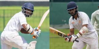 Udara and Roshen hit half-centuries for Sri Lanka 'A'