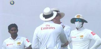 Sri Lanka airs complaint with ICC