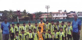 Under 13 Inter International Schools' Soccer Tournament