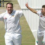 Brendon Taylor & Kyle Jarvis return to westindies test series