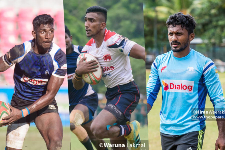 Sri Lanka Rugby Shortlists National Rugby Squads