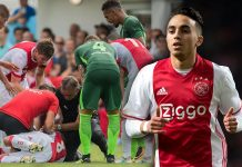 Netherlands Football star Abdelhak Nouri awake from coma
