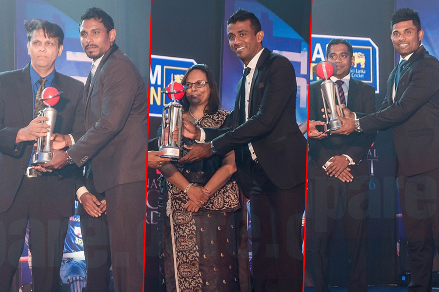 Dialog National Cricket Awards 2016