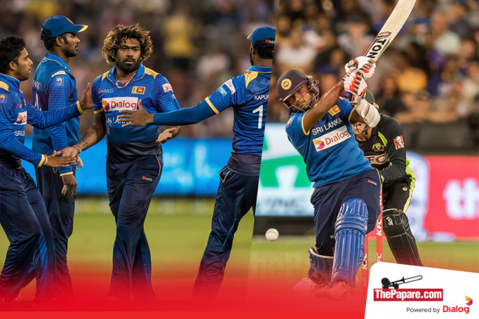 1st T20I - Sri Lanka vs Australia