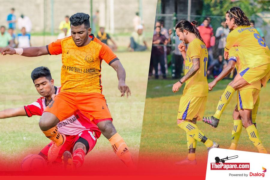 City league President cup