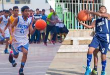 Under 15 Basketball