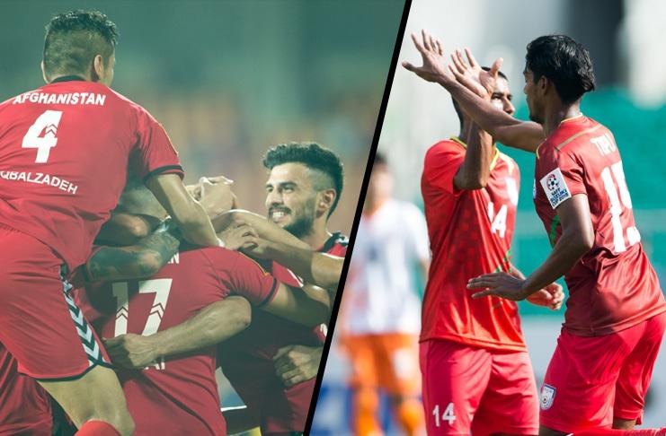 Afghans thump Maldives; Bangladesh gets consolation win
